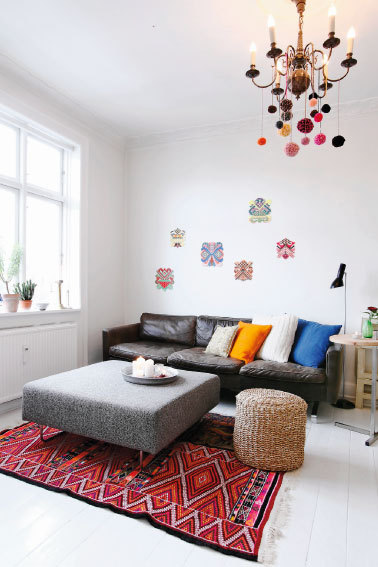 (via 3 pièces en couleur à Copenhague | | PLANETE DECO a homes worldPLANETE DECO a homes world)
