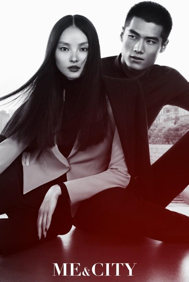 Hao Yun Xiang and Miao Bin Si for Me & City Fall/Winter 2012