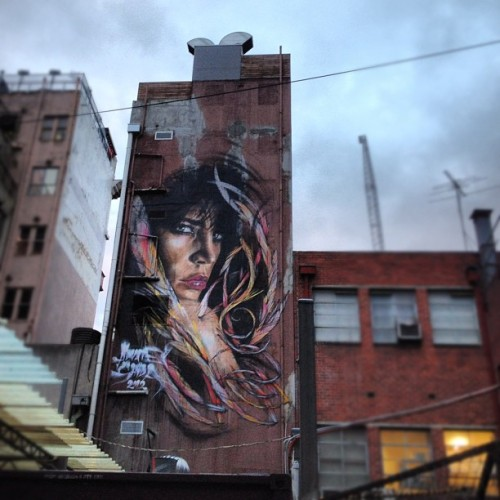 Adnate v Shida. Melbourne City. (Taken with Instagram)