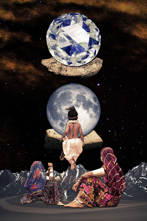"""Levels"" by Eugenia Loli  Follow the artist: TumblR 