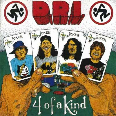 D.R.I:Dirty Rotten Imbeciles