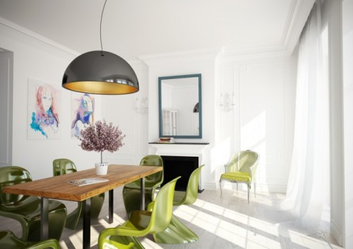 Dining Room Schemes If you are looking for dining room inspiration, then this cherry picked lot from a myriad of tasty portfolios should get your creative juices well and truly flowing. Photos courtesy of: