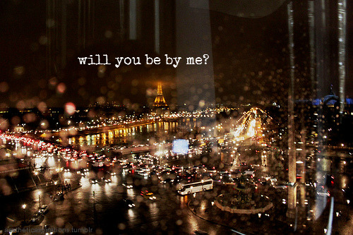 "Song: ""Will You Be By Me?"" - Wallpaper Airplanes Image from: heymarinaa"