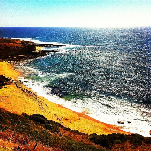 #sun #summer #colors #sand #hills #coast #sea #ocean #water #sky #beautiful #beach #instagram #statigram #webstagram #tagstagram #travelingram #travel #bestoftheday #bestpicoftheday #phototheday #picoftheday #instagramhub #fromwhere #places #ig #igers #ignation #instagrammers #iphonephotos #iphonesia  (Taken with Instagram)