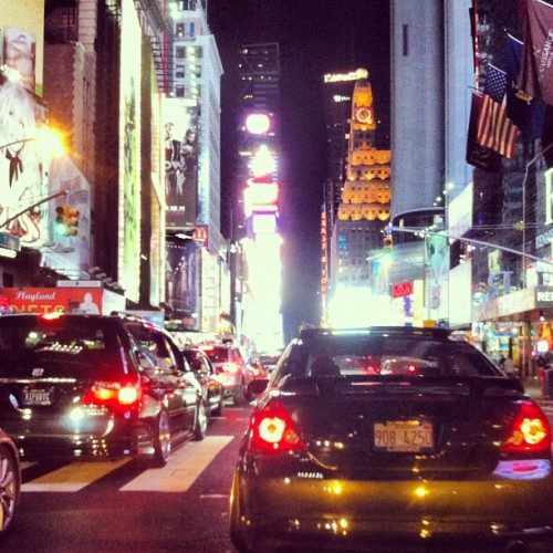Rolling thru NY #newyork #jdmchicago #jdm #weksos #wekfest #timesquare  (Taken with Instagram at W New York - Times Square)