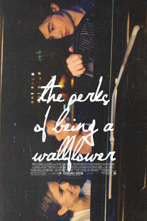 Movie Poster | The Perks of Being A Wallflower