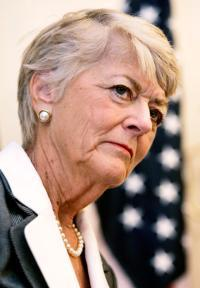 Happy Birthday Geraldine Ferraro, the first female vice presidential candidate representing a major political party.  She would have been 77 today.