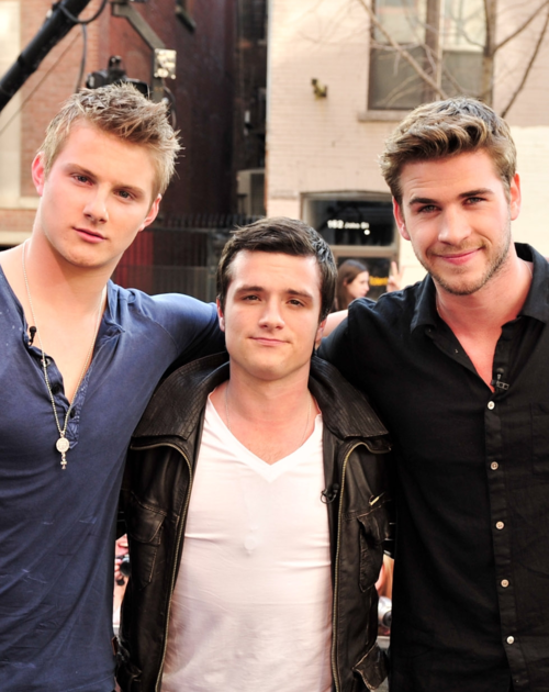 ssooooo… stout! josh.. but still handsome!