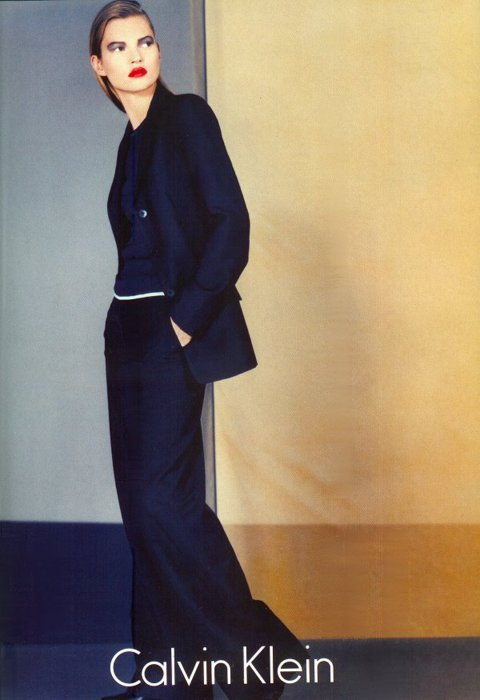 Calvin Klein F/W 1997Model : Kate Moss