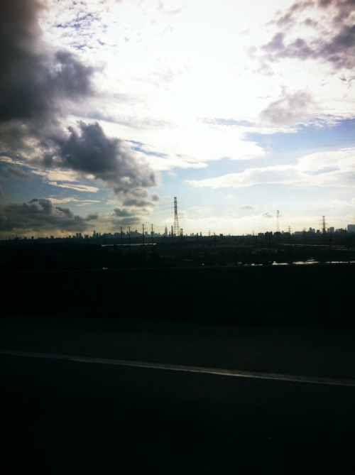 I see you, NYC skyline. I see you. – View on Path.