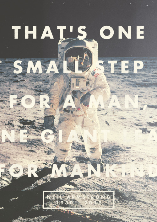 RIP Neil Armstrong. Submitted by blog.ollysorsby.co.uk and found via visualgraphic