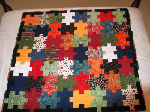 Another baby quilt idea.