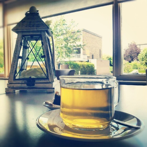 Tea (Taken with Instagram)