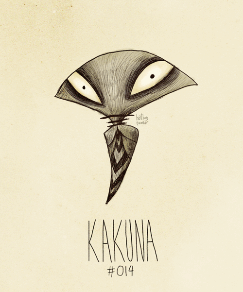 Kakuna #014 (Tim Burton Inspired Pokemon Re-Designs) Beedrill to follow maybe later… Maybe. I've got a Noli Me Tangere paper that needs to be written first.