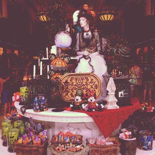 Getting for halloween!!!! (Taken with Instagram at The Emporium)