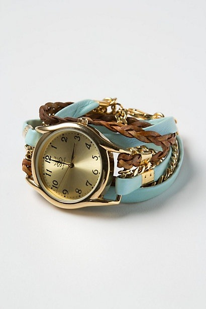 wrap watch! :)  I must get one now.  gahhh!  My new obsession.
