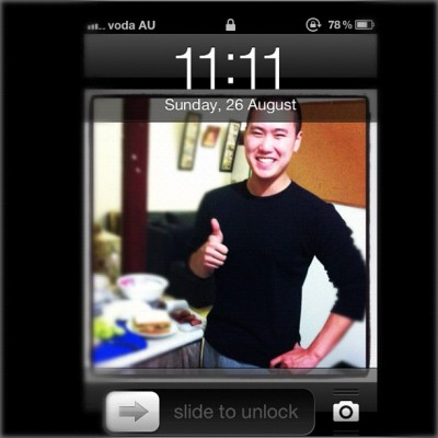 11:11 ❤😘 (Taken with Instagram)