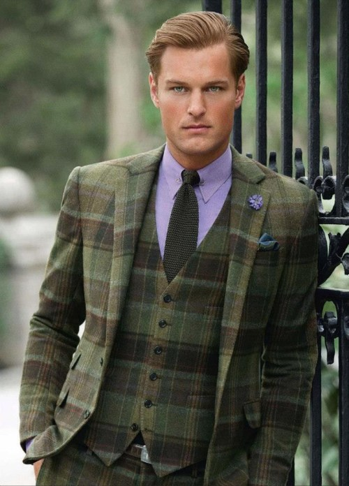 thesnobreport:  Ralph Lauren Purple Label Fall Winter 2012-13