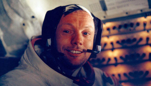 Neil Armstrong, first person to walk on moon, dies at 82