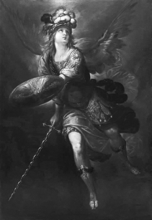 dantes-infernos:  St. Michael the Archangel by Ercole Procaccini, 1596-1676.