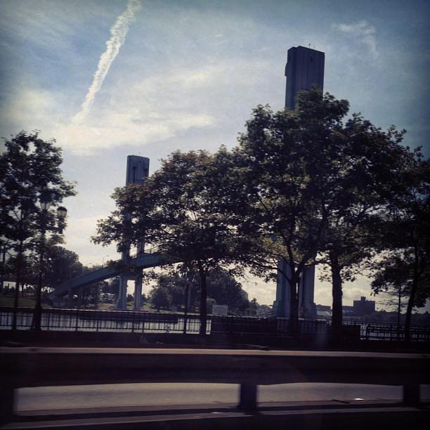 """Concrete jungle where dreams are made of."" (Taken with Instagram)"