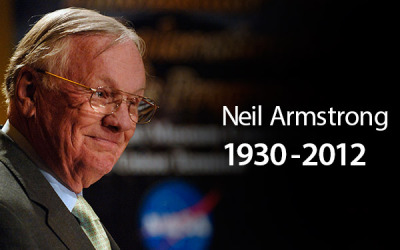 RIP to a man who did great things and inspired a generation to live a life full of possibility. Neil not only changed how we look at the moon, but showed the distance the human mind can take us.