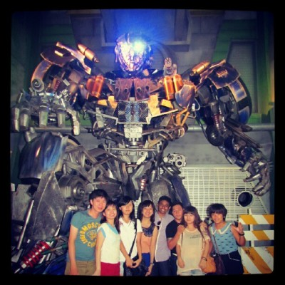 transformers family ~ (Taken with Instagram)