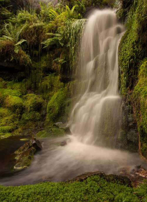 FAIR BROOK, Peak District, England