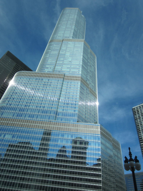 electricxcunt submitted:  Trump Tower, Chicago