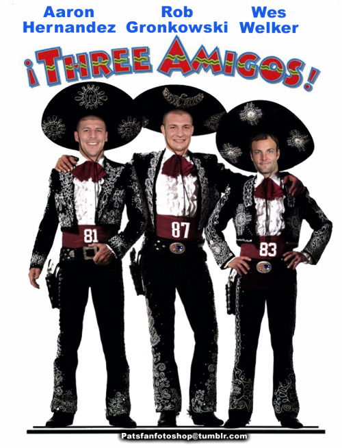 Three Amigos 2012