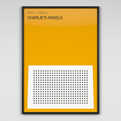 tumblr should like this   Iconic TV Prints now featured on Fab.Fab.comWhat's your favorite television show? In this splendid series of posters, Austrian designer Albert Exergian has created beautiful pictorial odes to classic TV programs in collaboration with Print-Process.  Colorful and minimalist, this artwork will appeal to unrepentant couch potatoes everywhere. You know who you are.