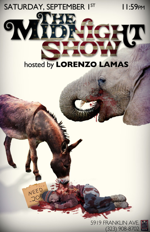 Tickets are on sale for next Saturday night's show with host Lorenzo Lamas!http://losangeles.ucbtheatre.com/performances/view/24447