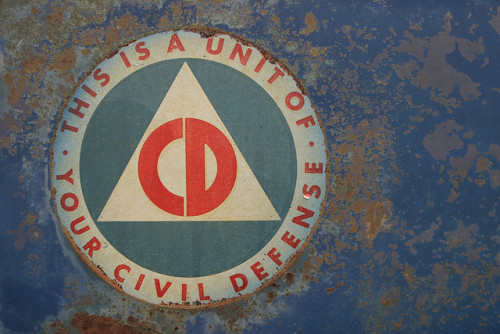 Civil Defense by BlakeWylie on Flickr.