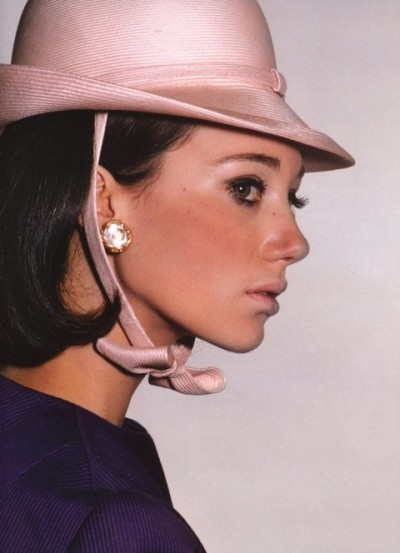 Marisa Berenson in Vogue Paris