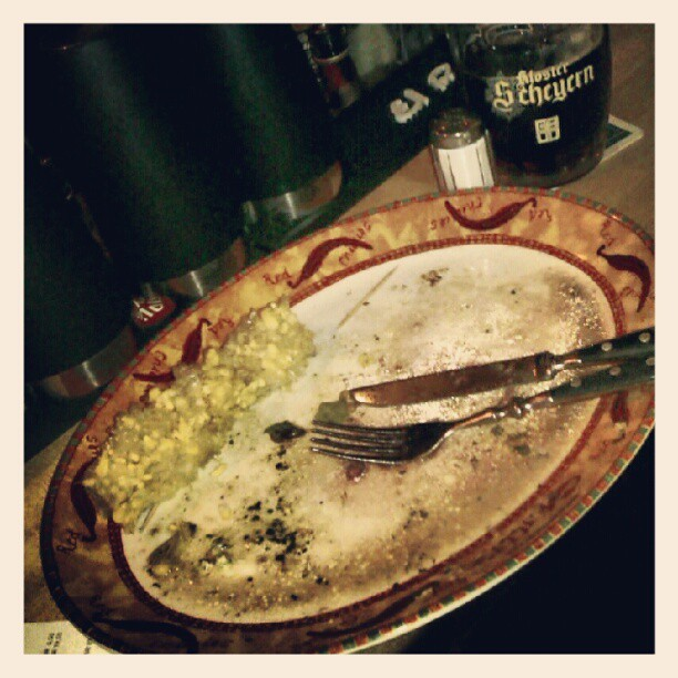 I was hungry! (Taken with Instagram at Chilli's)