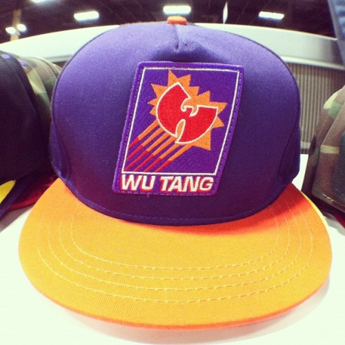 Fall #wutang brand limited. Pheonix Wu SnapBack!! (Taken with Instagram)