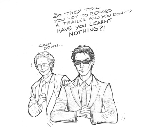 nimloth87:  I'm with Aziraphale, but I couldn't resist XDBreathe, fandom, calm down…No, don't, I love you all *group hug* <3<3<3