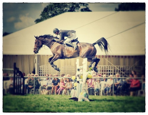 Airborne at the Edenbridge & Oxted Show 2012
