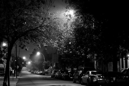 Lonely Ridgewood Street on Flickr.