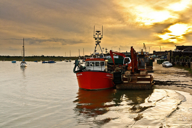 Twilight Trawler on Flickr.