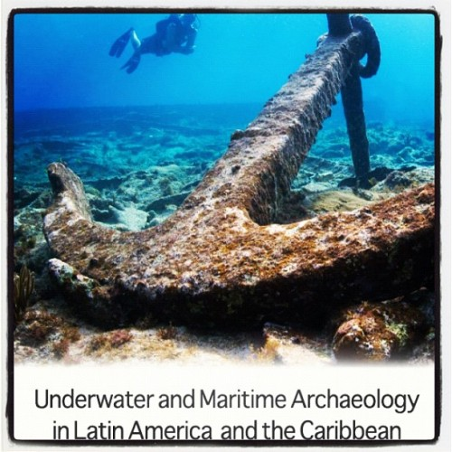 #dream job. Maritime archeology. #photoadayaug  (Taken with Instagram)
