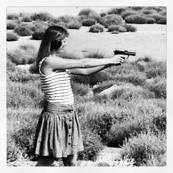 Sunday afternoon shootin  (Taken with Instagram)