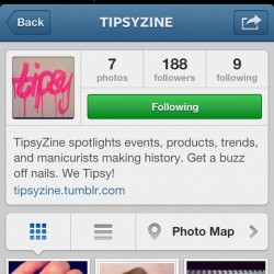 Follow @tipsyzine it's the baby of @astrowifey and @isisnicole #tipsy 💅🍺🍻👶 (Taken with Instagram)