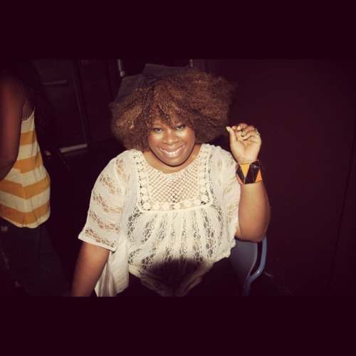 "@TikaSimone  Singer/Entertainer  Proud Size 18  via @DesignYourSoul  Shirt via: GussiedUp.com [@gussiedupplus]  Bow via: @BanooByMesa [http://banoo.trulyyoursmesa.com/]  teacupsimone.tumblr.com ***Download my single ""Do It When The Rest Won't"" NOW*** http://soundcloud.com/tikasimone/tika-simone-do-it-when-the XOXO :-)"