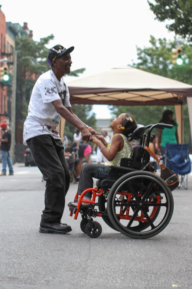 humansofnewyork:  May I have this dance?