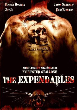 I am watching The Expendables                                                  17 others are also watching                       The Expendables on GetGlue.com