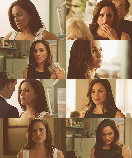 "iheartcharade:  Rachel Zane - Suits 2x10 ""High Noon"""