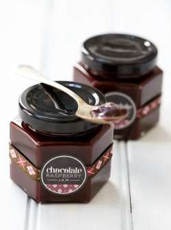Chocolate Raspberry Jam