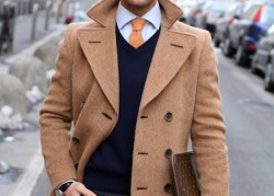 so much debonair when the collar is up #menswear