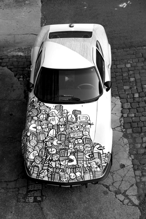 When I get a car, I'm gonna do this.